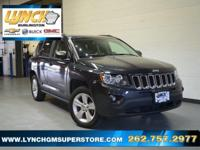 2016 Granite Crystal Metallic Clearcoat Jeep Compass