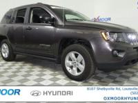 Jeep Compass Sport CARFAX One-Owner. MOTOR TREND