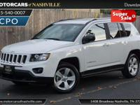 This 2016 Jeep Compass 4dr FWD 4dr Sport features a