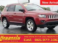 Recent Arrival! Clean CARFAX. This 2016 Jeep Compass