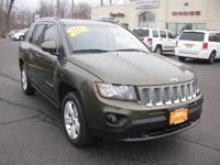New Price! 2016 Jeep Compass 4D Sport Utility, 2.4L I4