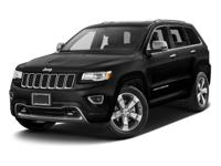 Jeep Certified, 8-Speed Automatic, 4WD, Granite Crystal