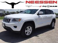 Introducing the 2016 Jeep Grand Cherokee! You'll