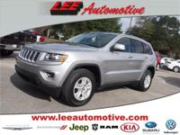 Introducing the 2016 Jeep Grand Cherokee! This midsize