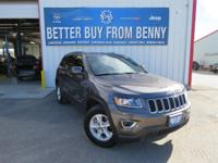 This 2016 Grand Cherokee is priced in reference to NADA
