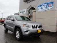 This 2016 Jeep Grand Cherokee Laredo 4X4 One-Owner