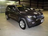 only 15K miles!!..GRAND CHEROKEE LAREDO: 4WD..REMOTE