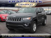 Options:  2016 Jeep Grand Cherokee Laredo|4X4 Laredo