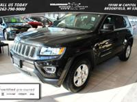 Options:  2016 Jeep Grand Cherokee 4Wd Laredo|Cloth