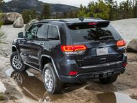 ** 2016 Jeep Grand Cherokee in Brilliant Black Crystal