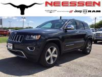Introducing the 2016 Jeep Grand Cherokee! Here's a