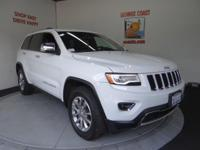 Options:  2016 Jeep Grand Cherokee Limited 2Wd|Bright