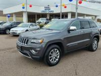 You can find this 2016 Jeep Grand Cherokee Limited and