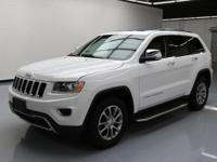 2016 Jeep Grand Cherokee with 3.6L V6 Engine,Leather