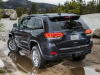 Grand Cherokee Limited, Jeep Certified, 4D Sport