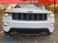 Bright White 2016 Jeep Grand Cherokee Limited 4WD