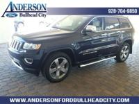 2016 Jeep Grand Cherokee Grand Cherokee Limited, 4D
