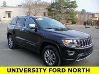 CARFAX One-Owner. Clean CARFAX. 2016 Jeep Grand