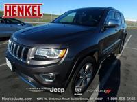 Options:  2016 Jeep Grand Cherokee Limited|Granite