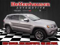 Options:  2016 Jeep Grand Cherokee