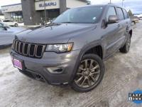 Options:  2016 Jeep Grand Cherokee Limited|Gray|6