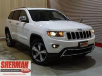 New Arrival! LOW MILES, This 2016 Jeep Grand Cherokee