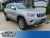 Jeep Grand Cherokee Limited Silver 4WDRecent Arrival!