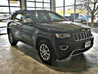 2016 Jeep Grand Cherokee Limited one owner with a