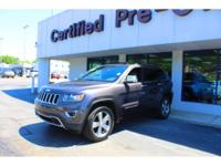 Options:  2016 Jeep Grand Cherokee Limited