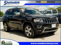 Options:  2016 Jeep Grand Cherokee Limited|4X4 Limited