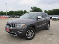 Options:  2016 Jeep Grand Cherokee Limited|2016 Jeep