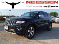 Introducing the 2016 Jeep Grand Cherokee!