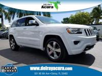 CARFAX One-Owner. Clean CARFAX. Bright White Clearcoat