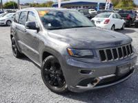 2016 Jeep Grand Cherokee Overland. Serving the
