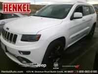 Options:  2016 Jeep Grand Cherokee Overland 4X4|Bright