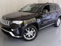 Grand Cherokee Summit, Jeep Certified, 4D Sport