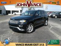 Options:  2016 Jeep Grand Cherokee Summit|Excellent
