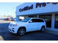 Options:  2016 Jeep Grand Cherokee Summit