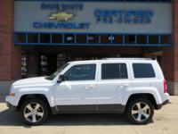 2016 Jeep Patriot Bright White Clearcoat High Altitude