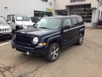 Introducing the 2016 Jeep Patriot! It offers the latest