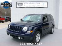 ***CERTIFIED JEEP*** 7yr / 100k mile certified