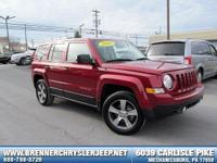 Check out this 2016 Jeep Patriot . Its Automatic