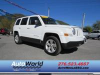 This 2016 Jeep Patriot Latitude will sell fast -4X4 4WD