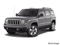Recent Arrival! 2016 Jeep Patriot Latitude