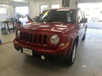 Recent Arrival! This 2016 Jeep Patriot Latitude in Deep