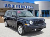 Options:  2016 Jeep Patriot Latitude|Miles: 16752Color: