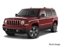 Recent Arrival! 2016 Jeep Patriot Latitude CARFAX