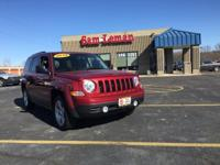 Take a peek at this cool Jeep! This 2016 Patriot
