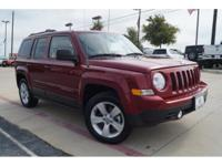 Introducing the 2016 Jeep Patriot! The safety you need