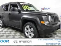 Jeep Patriot Latitude CARFAX One-Owner. MOTOR TREND